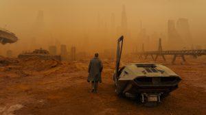 Desierto Blade Runner 2049