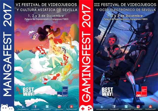 VI Festival de videojuegos y cultura Asiática de Sevilla